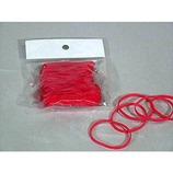 カラーバンド 3mm 赤