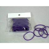 カラーバンド 3mm 紫