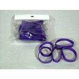 カラーバンド 7mm 紫