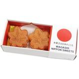 和菓子マグネット 2個入り もみじ饅頭