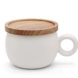 poto Oマグ ホワイト│食器・カトラリー マグカップ・コーヒーカップ