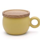 poto Oマグ イエロー│食器・カトラリー マグカップ・コーヒーカップ