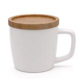 poto Dマグ ホワイト│食器・カトラリー マグカップ・コーヒーカップ