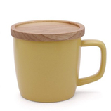 poto Dマグ イエロー│食器・カトラリー マグカップ・コーヒーカップ