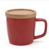 poto Dマグ レッド│食器・カトラリー マグカップ・コーヒーカップ