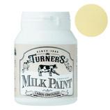 ターナー ミルクペイント200ml ハニーマスタード│水性塗料 多用途水性塗料