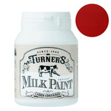 ターナー ミルクペイント200ml ゴールデンレッド