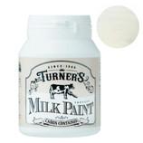 ターナー ミルクペイント200ml クリームバニラ│水性塗料 多用途水性塗料