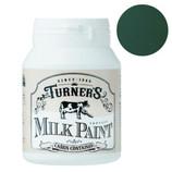 ターナー ミルクペイント200ml クロコダイルグリーン│水性塗料 多用途水性塗料