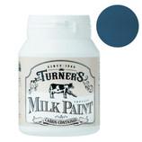 ターナー ミルクペイント200ml トリトンブルー│水性塗料 多用途水性塗料