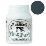 ターナー ミルクペイント200ml ディキシーブルー│水性塗料 多用途水性塗料