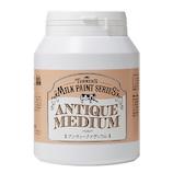 ミルクペイント アンティークメディウム 450mL MK450101 茶色│
