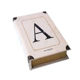 ブックストレージボックス アルファベット GD−7805 A