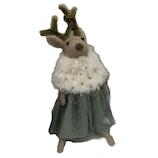 【クリスマス】アートプリントジャパン フエルト/ディアガール 1000116508│クリスマスグッズ クリスマスデコレーション