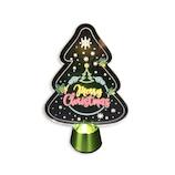【クリスマス】アートプリントジャパン フリッカ-ライト/ツリ- 1000116539│クリスマスグッズ クリスマスデコレーション