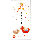 【年賀用品】アートプリントジャパン いわぶちさちこ 金封 2 SF−276