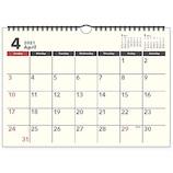 【2021年版4月はじまり】 アートプリントジャパン DayStation べーシック A4│カレンダー 壁掛けカレンダー