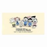 アートプリントジャパン(APJ) PEANUTS ミニファイル 1000120553 ダンス