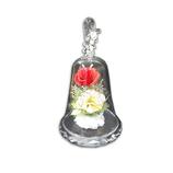 アートプリントジャパン ボトルフラワー/2輪挿  PK×カーネーション│花材 フラワーアレンジメント用品