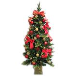【クリスマス】アートプリントジャパン クラシカルセットツリー 150cm│クリスマスグッズ クリスマスツリーセット