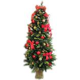 【クリスマス】アートプリントジャパン クラシカルセットツリー 180cm 【大型商品】 お届けまで約1週間~10日間│クリスマスグッズ クリスマスツリーセット