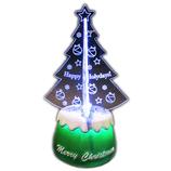 【クリスマス】アートプリントジャパン 3Dフリッカー ツリー│クリスマスグッズ クリスマスデコレーション