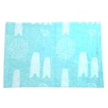 オルソビアンコ のびーる枕カバー 塩まくら付 ブルー