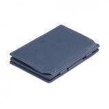 ガルジーニ(GARZINI) Essenziale Coin Pocket GARCP1NV ネイビー│財布・名刺入れ 革財布