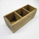 DL 3PTボックスNT CH11-H415NT│収納・クローゼット用品 木箱