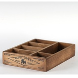 ダルトン WOODEN ORGANIZER BOX