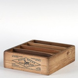 ダルトン(DULTON) WOODEN BOX POSTCARDS