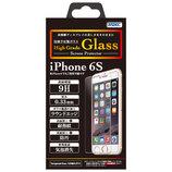 【iPhone6s】4.7インチ アスデック ガラス HG−IPN15S