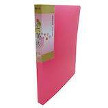 日本クリノス 年賀状ファイル A4 120P EPF‐A4‐120CP ピンク