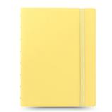 FILOFAX(ファイロファックス) ノート クラシック A5 115061 レモン│システム手帳・リフィル システム手帳 A5サイズ