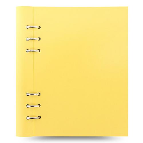 FILOFAX(ファイロファックス) クリップブック A5 145000 レモン