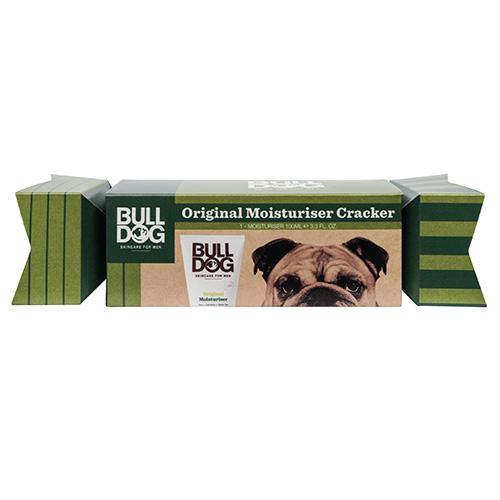 ブルドッグ(Bulldog) オリジナル モイスチャライザー(保湿クリーム) クラッカーギフトパッケージ 100mL