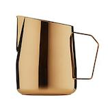 バリスタアンドコー(BARISTA&CO) ダイヤルインミルクピッチャー 420mL ローズブラスゴールド│茶器・コーヒー用品 ミルクピッチャー・シュガーポット