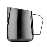バリスタアンドコー(BARISTA&CO) ダイヤルインミルクピッチャー 420mL ブラック│茶器・コーヒー用品 ミルクピッチャー・シュガーポット