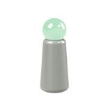 ルンド ロンドン(LUND LONDON) スキットルボトル 300mL ダークグレイ&ミント│水筒・魔法瓶 水筒
