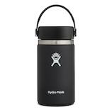 ハイドロフラスク(Hydro Flask) 12 oz Wide Mouth #5089021 20 ブラック 354mL│水筒・魔法瓶 タンブラー型水筒