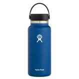 ハイドロフラスク(Hydro Flask) 32oz Wide Mouth #5089025 04 コバルト 946mL│水筒・魔法瓶 タンブラー型水筒