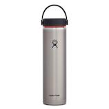 ハイドロフラスク(Hydro Flask) 24oz Lightweight Wide Mouth #5089384 79 スレート│水筒・魔法瓶 タンブラー型水筒