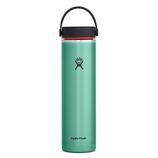 ハイドロフラスク(Hydro Flask) 24oz Lightweight Wide Mouth #5089384 83 トパーズ│水筒・ポット タンブラー型水筒