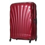 サムソナイト(samsonite) コスモライト スピナー81 123L V22 レッド 【店頭のみ商品】│スーツケース・旅行かばん スーツケース