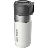 スタンレー ゴーシリーズ 真空断熱ボトル 03043-008 ホワイト 0.47L
