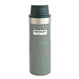 スタンレー(STANLEY) クラシック真空ワンハンドマグII 0.47L グリーン