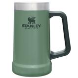 スタンレー 真空ジョッキ 0.7L グリーン│食器・カトラリー ビールグラス・ジョッキ