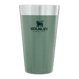 スタンレー スタッキング真空パイント 0.47L グリーン│食器・カトラリー グラス・タンブラー