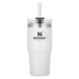 スタンレー(STANLEY) 真空スリムクエンチャー 0.47L ホワイト│食器・カトラリー グラス・タンブラー