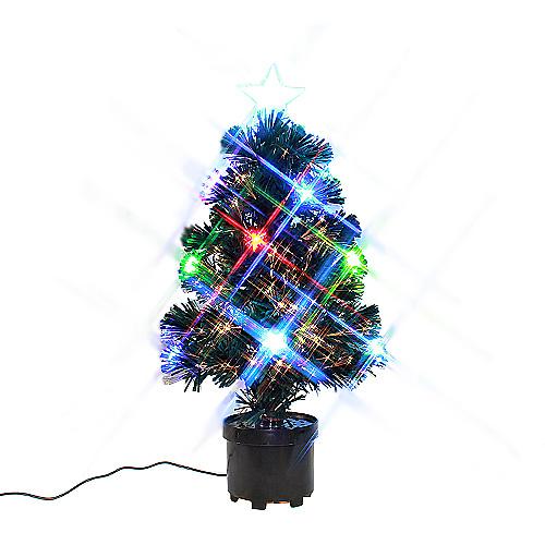 【クリスマス】エリート LEDスターファイバー 高さ60cm